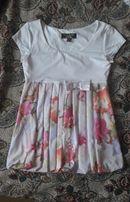 Детское платье летнее