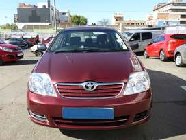 red toyota corolla for sale