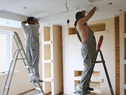 Ремонт квартир:штукатурка,стяжка,гипсокартон,плитка,шпаклёвка,электрик