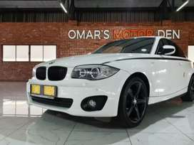 BMW 1 Series 120d Coupe Sport A/t