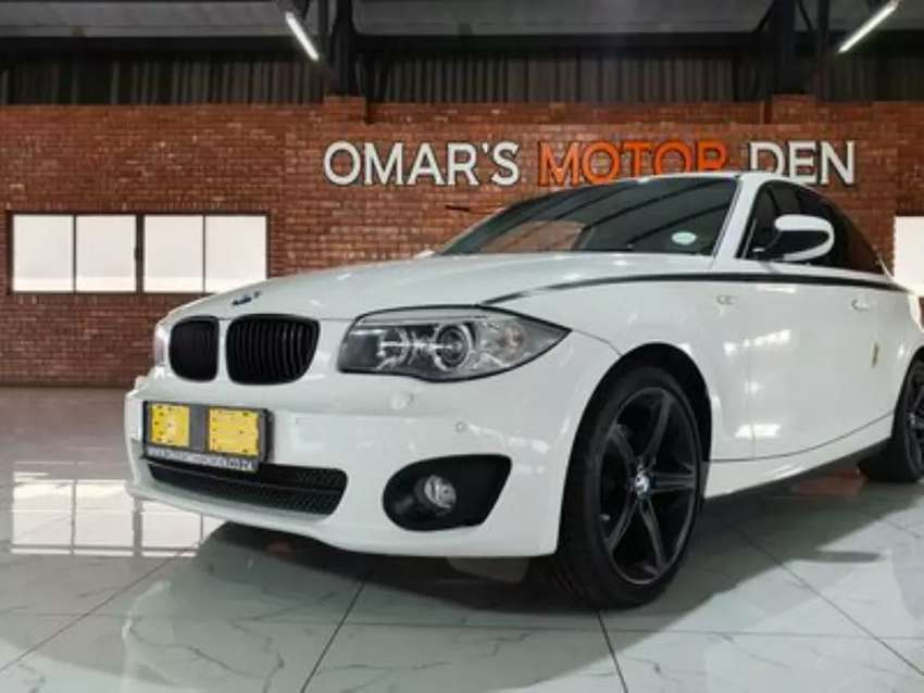 BMW 1 Series 120d Coupe Sport A/t 0