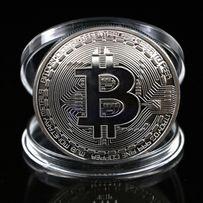Монеты Биткоин Серебро 10 шт комплект на сумму 299грн (29.90грн/1шт)