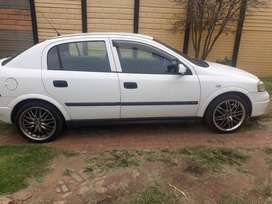 Opel Astra G 2001 model in good condtion for sale