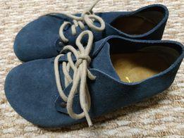 Birkenstock ботинки замша натуральная р.35