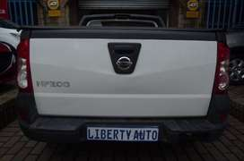 2018 #Nissan #Np200 1.6i #Bakkie 40,000km With #Aircon #A LIBERTY AUTO