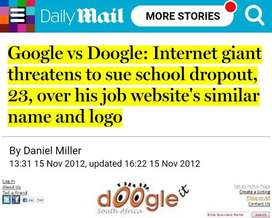Doogle.co.za for sale