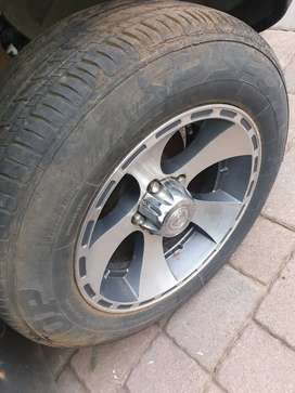 Rims and Tyres for sale