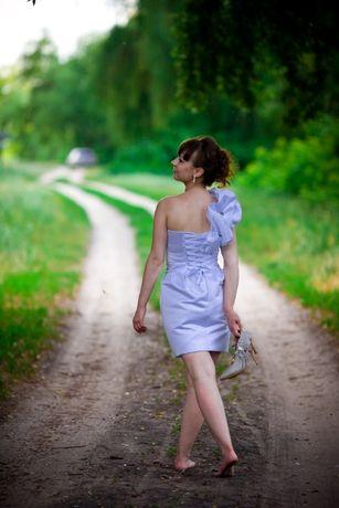 Свадебное платье короткое разм 42-46 Харьков - изображение 3