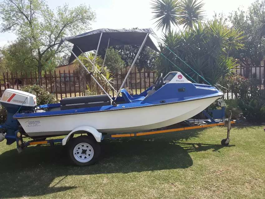 Fishing boat for sale 0