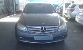 2010 Mercedes-Benz C-180 Engine Capacity with Automatic  Transmission