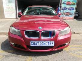 BMW 3 series 320i 2011 manual for SELL