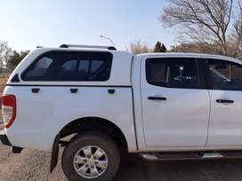 Canopy for Double cab bakkie