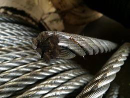 Трос металлический канат ГОСТ, DIN 4,0-46,5 мм. Наличие. Низкие цены!