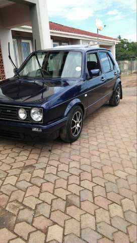Golf 1.4i with Sunroof