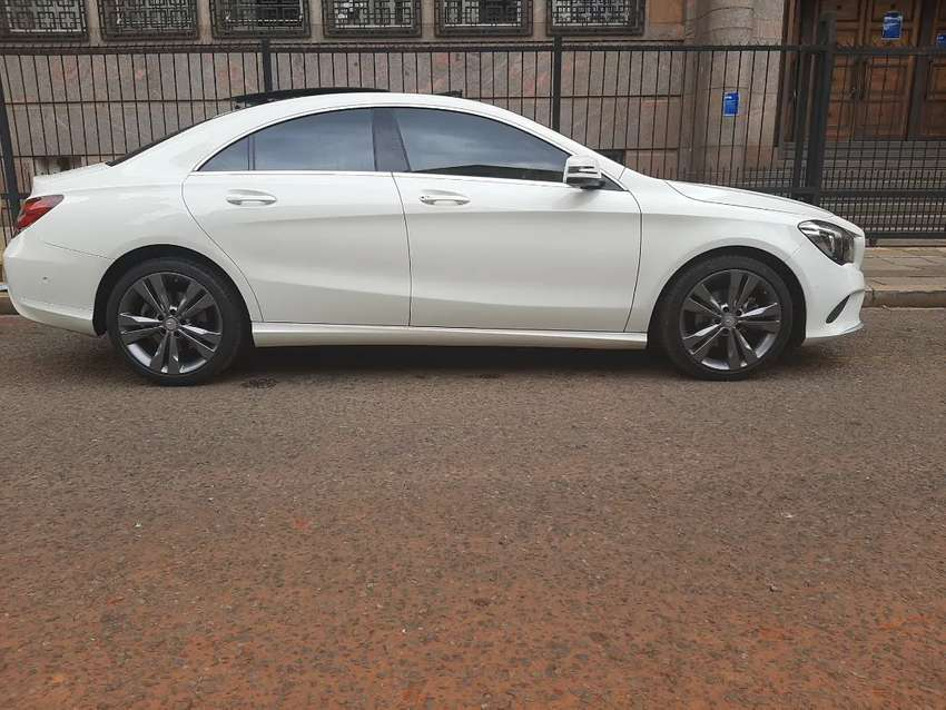 2016 Mercedes Benz CLA 200