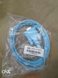 RJ45 to DB9 Cisco Console Cable 0