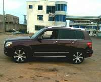 Image of Neat Benz GLK 2010 model automatic transmission