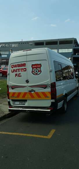 Vw crafter bus for sale