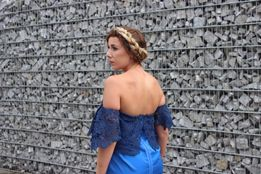 sukienka koktajlowa, weselna