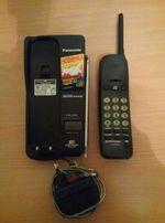 Запчасть для бизиборда Радиотелефон Panasonic KX-TC1205UAB