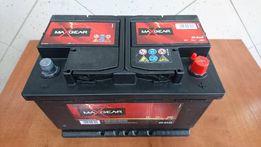 Nowy Akumulator MAXGEAR (BOSCH) 72Ah 680A P+ L- Montaz Gwarancja 24m