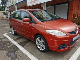 2008 Mazda 5 2.0L Active 6 speed 7 seater