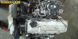 USED ENGINES NISSAN SKYLINE 2.0L CA20 FOR SALE