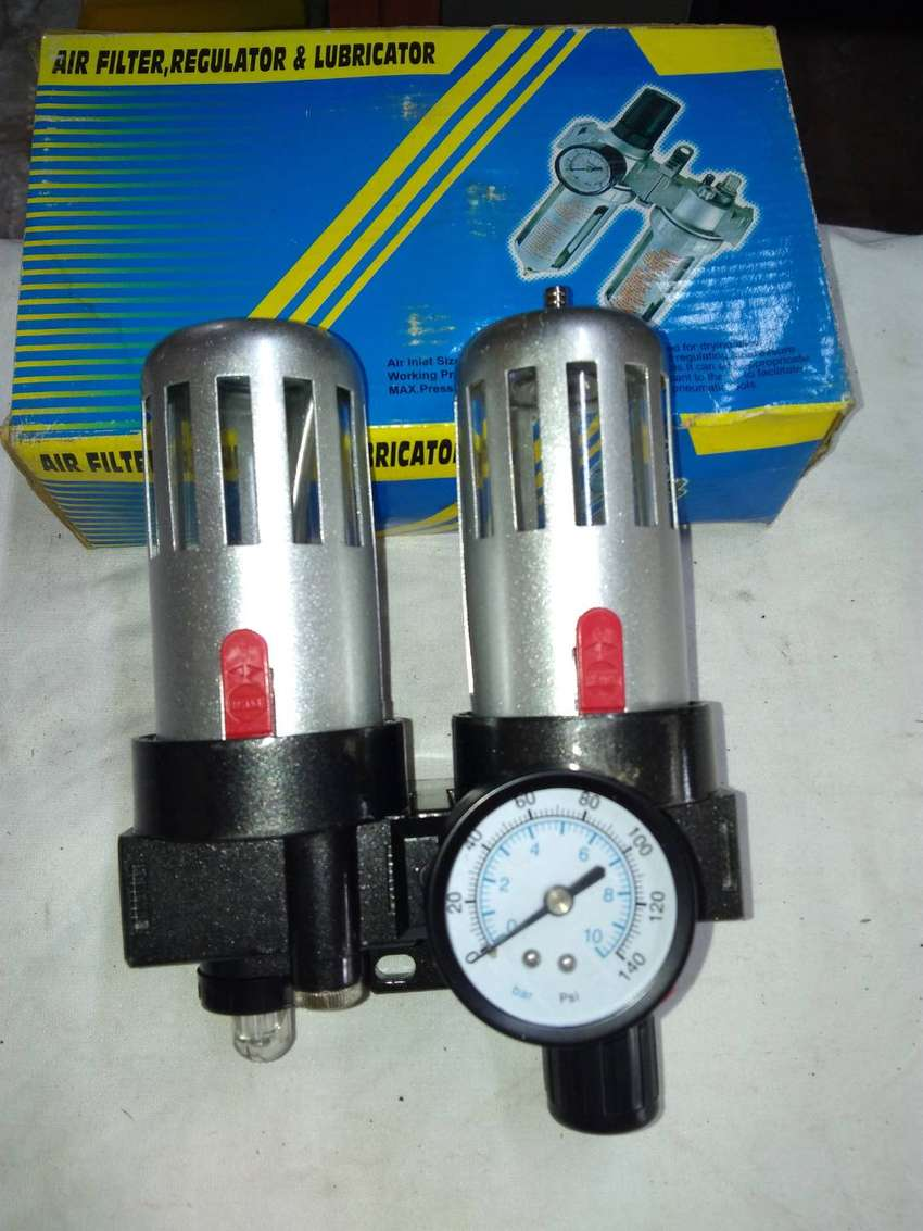 Air filter / regulator / lubricator 0