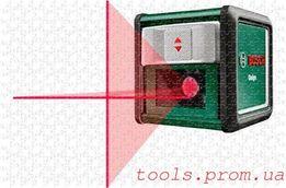 Лазерный уровень нивелир Bosch QUIGO III NEW, оригинал 100% с оф. гар.