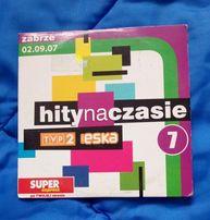 Hity na czasie - płyta CD nr 7