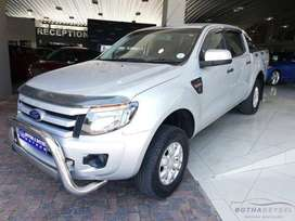 2013 Ford Ranger 2.2 TDCi XLS Double Cab