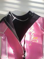 Kombinezon strój piankowy neoprenowy do pływania nurkowania windserfin