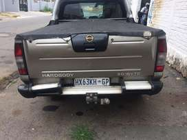 2006 Nissan hardbody, 3.0 engine capacity. 4 doors, aircon, abs,radio