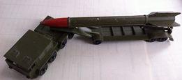 Игрушка СССР военная техника тягач