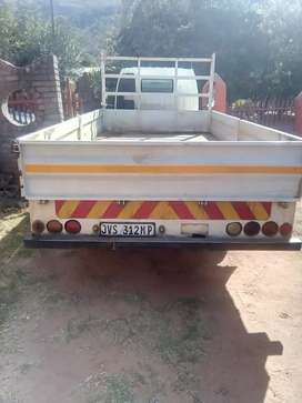 2007 Toyota Dyna with dropside