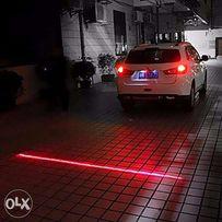 Задний лазерный фонарь лазер габаритный свет стоп сигнал противотумки