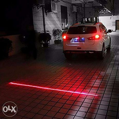 Задний лазерный фонарь лазер габаритный свет стоп сигнал противотумки Кривой Рог - изображение 1