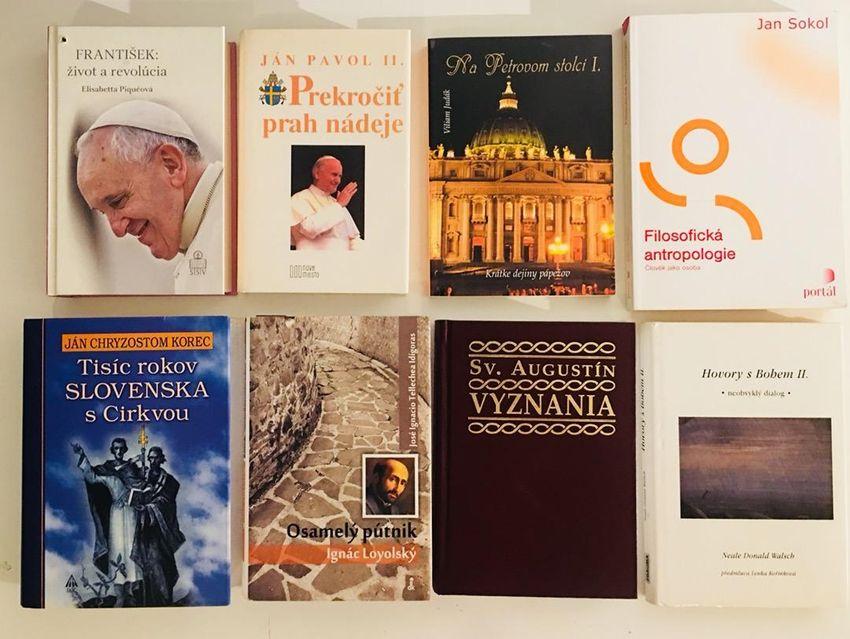 Zbierka spirituálnej literatury 0