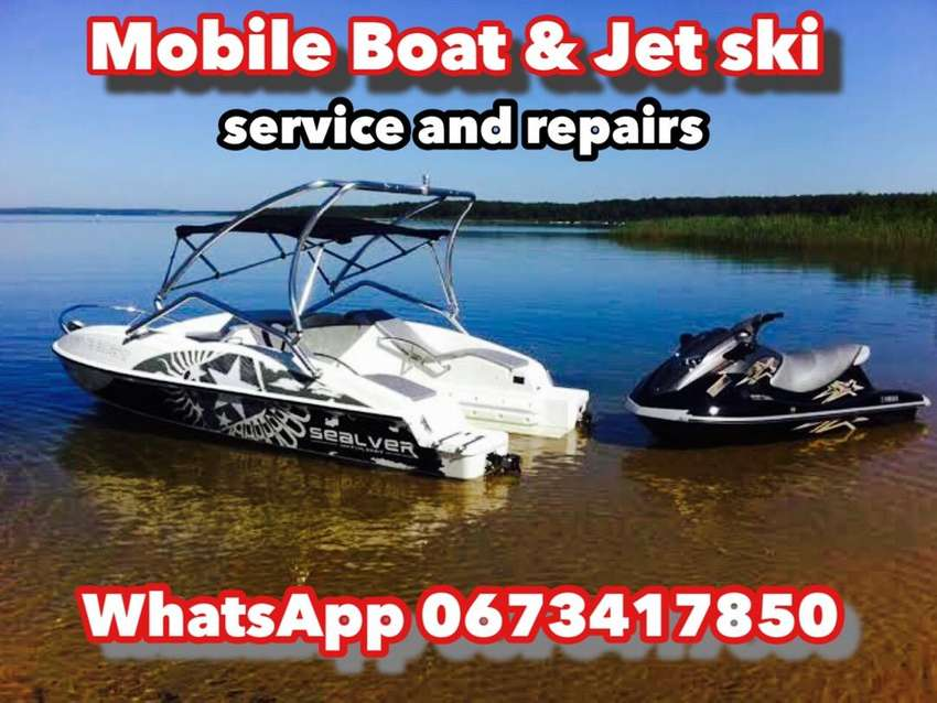 Mobile Boat and Jet Ski Services !!! Pre Summer services