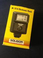 Новая вспышка для фотоаппарата Soligor M-20 A