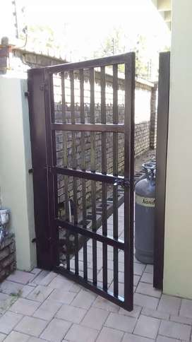 Gates and burglars