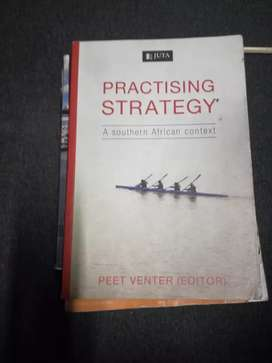 Practising strategy a southern african context