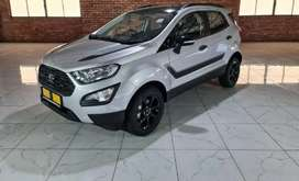 2021 Ford EcoSport 1.5 TIVCT AMBIENTE AUTO SPORTS EDITION