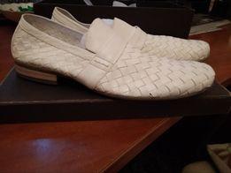 Туфли мужские импортные, кожаные, новые, 42 и 45 размеры.