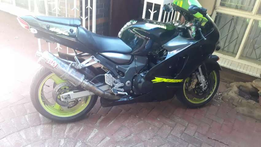 Zx 12 for sale or swap 0