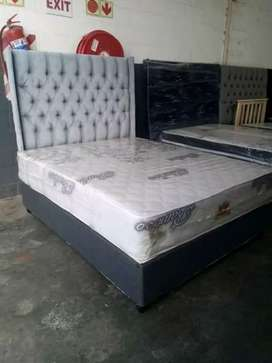 Brand-new beds