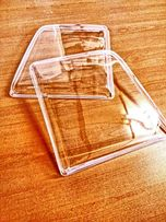 Прозрачные полированные стекла фары под линзы Volkswagen LT35 ЛТ35
