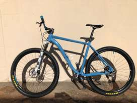 XL Hardtail Mountain Bike
