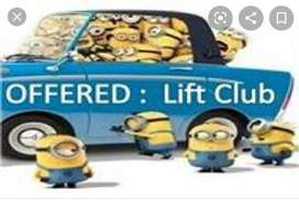 Liftclub offered
