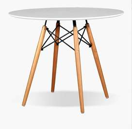 5XEVE DINING CHAIR and a dining table. Bought from @home.